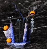 Фигурка The Nightmare Before Christmas — Jack Skellington — Legacy of Revoltech LR-042