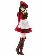 Кукла Azone Original Doll — Happiness Clover — Nanaka — Lovely Pure Whip