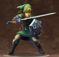 Фигурка Zelda no Densetsu: Skyward Sword — Link — Wonderful Hobby Selection — 1/7