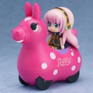 Фигурка Vocaloid — Megurine Luka — Rody — Nendoroid Plus — Pull-back Car — Hatsune Miku x Cute Rody, Peach