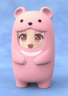 Пижамка для нендроида Nendoroid More — Face Parts Case — Pink Bear