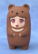 Пижамка для нендроида Nendoroid More — Face Parts Case — Brown Bear