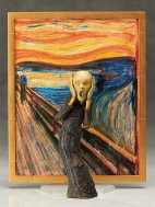 Фигурка Figma — The Table Museum — The Scream