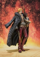 Фигурка One Piece Film Z — Sanji — Figuarts ZERO