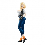 Фигурка Dragon Ball Z — Ju-hachi Gou (Android 18) — Dragon Ball Gals — Ver. II