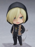 Фигурка Nendoroid — Yuri!!! on Ice — Puma Tiger Scorpion — Yuri Plisetsky — Casual Ver.