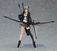 Аниме фигурка Heavily Armed High School Girls — Roku — Figma