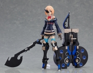 Аниме фигурка Figma — Heavily Armed High School Girls — San