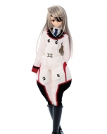 Аниме кукла IS: Infinite Stratos 2 — Laura Bodewig — Hybrid Active Figure — 1/3