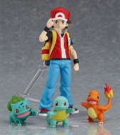 Аниме фигурка Figma — Pocket Monsters — Fushigidane — Hitokage — Pikachu — Red — Zenigame