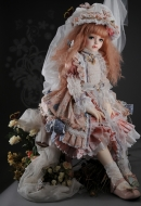 Кукла Lusion Doll - Royal Floraison ; Daish - LE5-e, (высота 80 см), фулсет