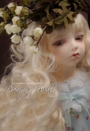Кукла Lusion Doll - Happy Winter ; Dreaming Dahlia - LE10 - (e), (высота 78 см), фулсет