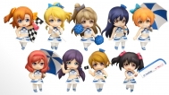 Фигурка Love Live! School Idol Project — Nendoroid Petite LoveLive!: Race Queen 2014 Ver. (9 маленьких фигурок в комплекте)