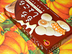 Моти Bourbon Mochi Chocolate — Creamy Mont Blanc